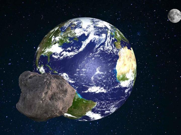 Atención! Asteroide potencialmente peligroso volará muy cerca de la Tierra en febrero