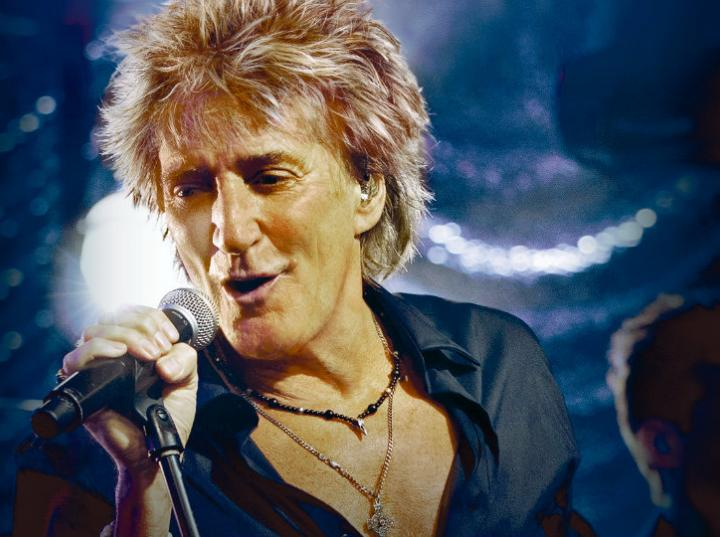 "Sir Roderick David, ""Rod"" Stewart, CBE es un músico, compositor y productor británico de rock, conocido mundialmente por haber sido vocalista en las bandas The Jeff Beck Group y Faces"