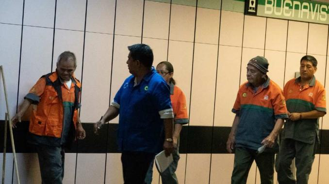 Sindicato del Metro podría iniciar movilizaciones para pedir aumento salarial. Noticias en tiempo real
