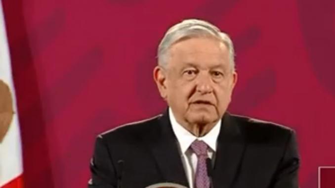 López Obrador pide actuar con responsabilidad en diciembre para evitar contagios por covid-19. Noticias en tiempo real