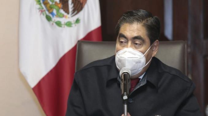Mantendrá Puebla semáforo en naranja: Barbosa. Noticias en tiempo real