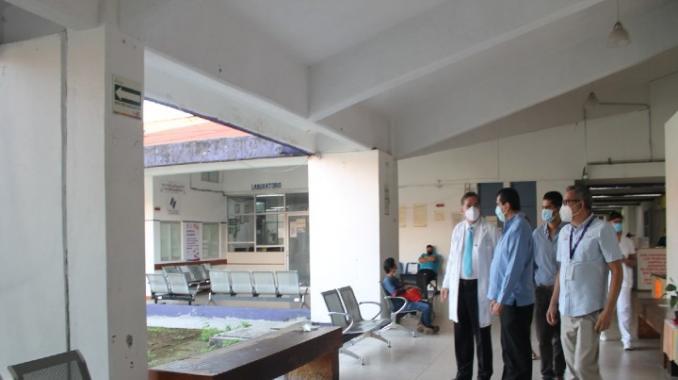 Hospital de Jojutla afectado por el 19S gana premio del avión. Noticias en tiempo real