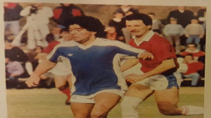 ¿Sabes que títulos ganó Maradona durante su vida jugando?. Noticias en tiempo real